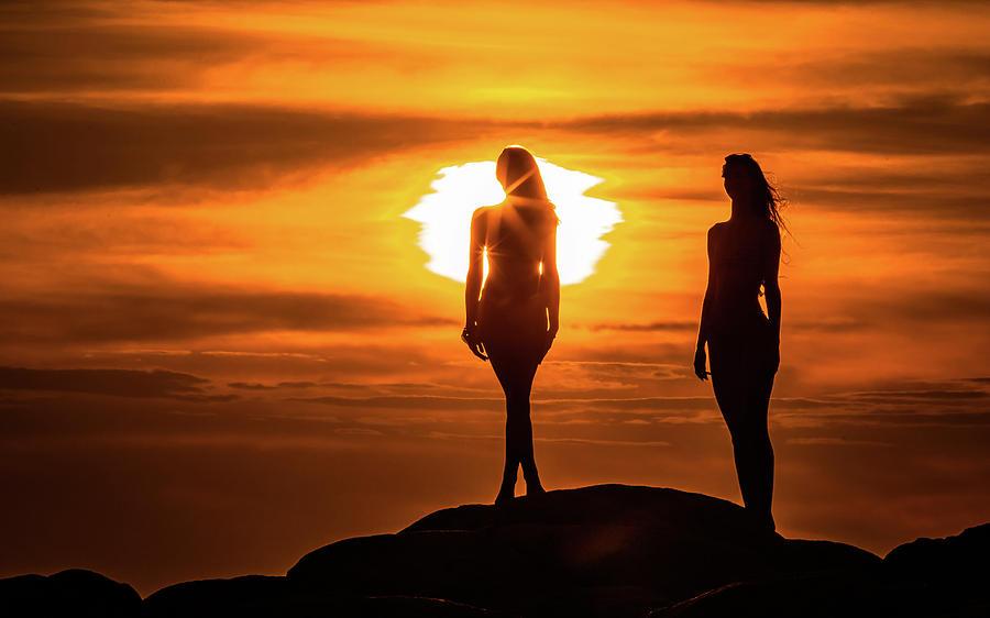 Summer Silhouettes by Tim Kirchoff