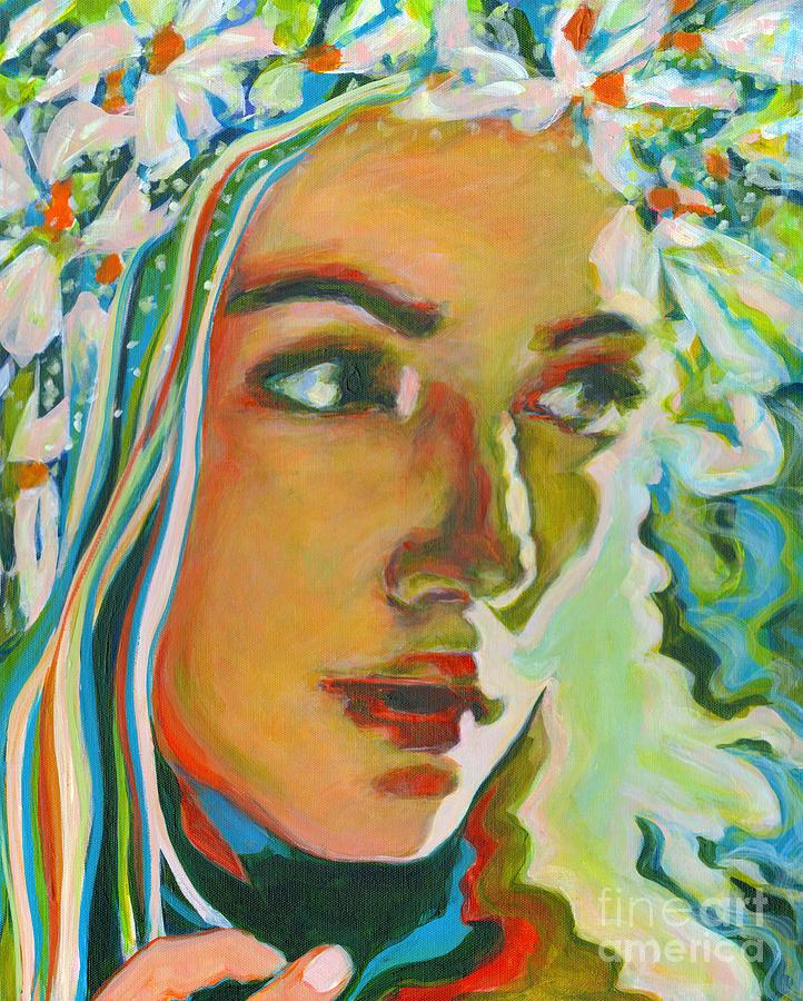Summer Solstice - Midsummer Night Dream by Tanya Filichkin