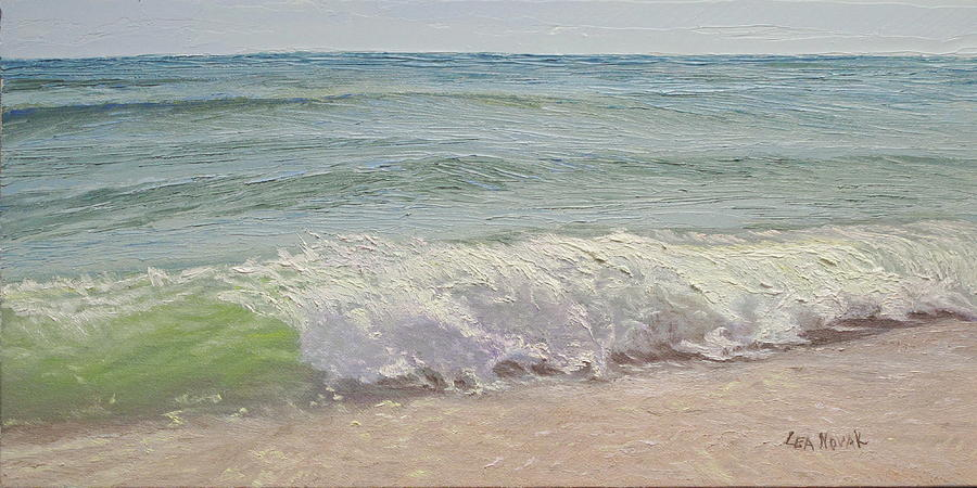 Summer Wave by Lea Novak