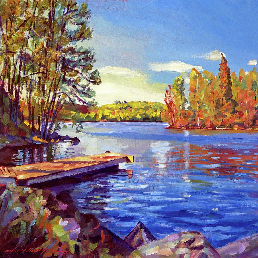 SUMMERS END by David Lloyd Glover