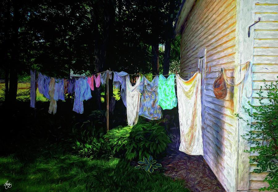 Sun Dried Nostalgia by Wayne King
