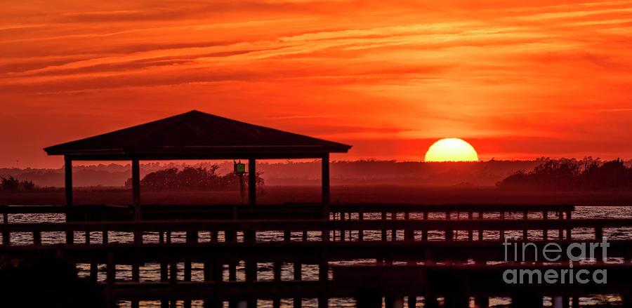 Sun Hut by DJA Images