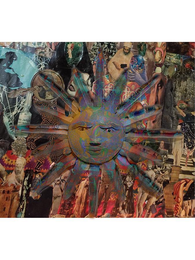 Sun by Michelle  White