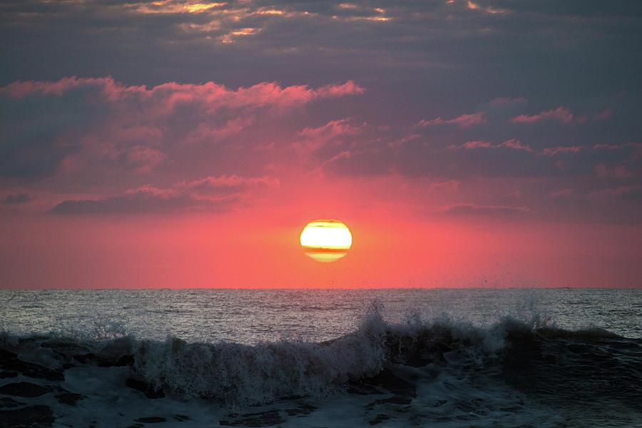 Sun Spray by AM Photography