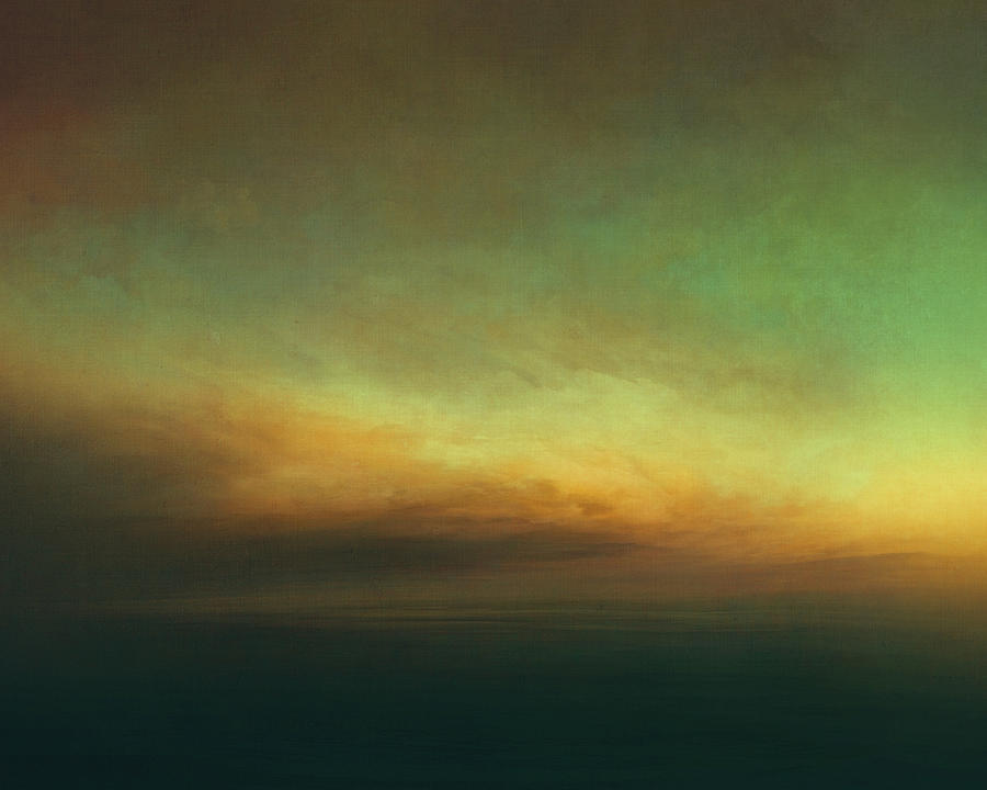 Atmosphere Mixed Media - Sun Swept by Lonnie Christopher