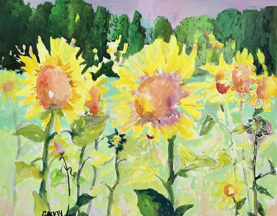 SUN UP by Mary Scott