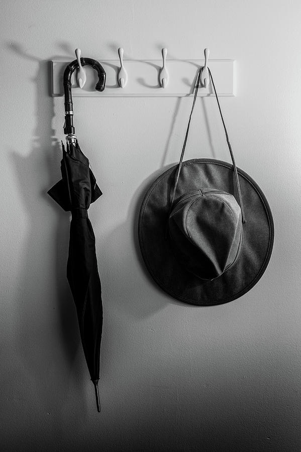 Umbrella Photograph - Sun Will Shine by Bob Orsillo