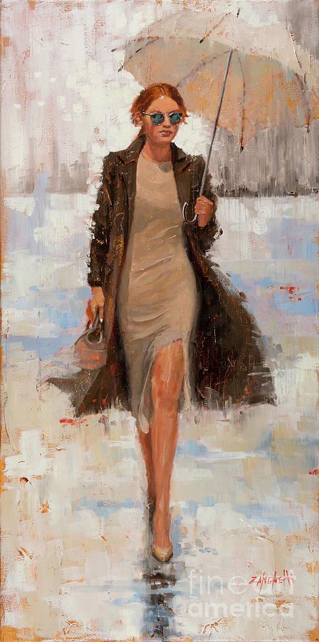 Sunbrella II by Laura Lee Zanghetti