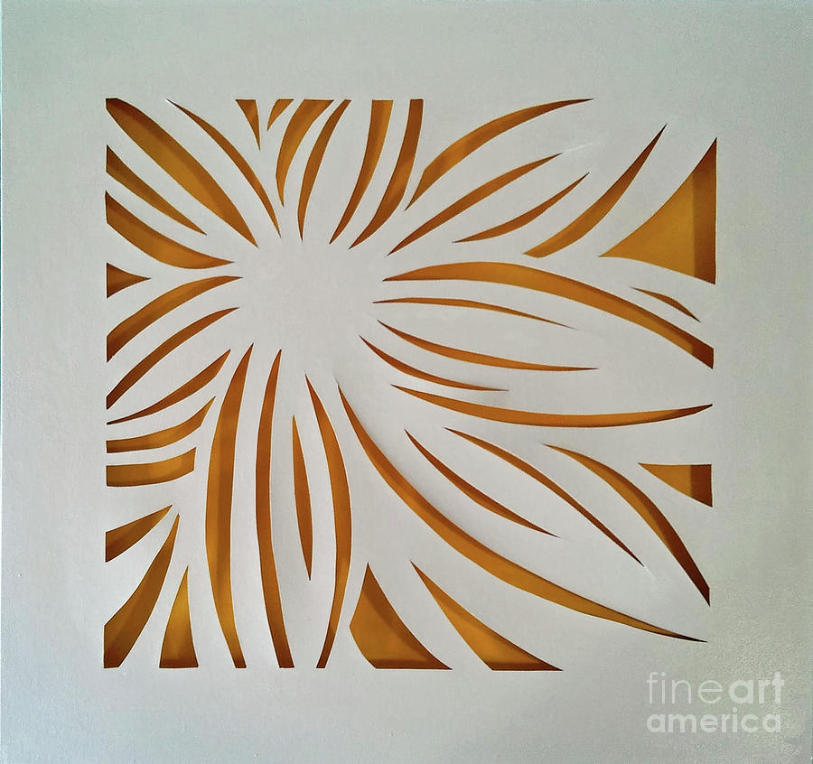 Sunburst Petals by Phyllis Howard