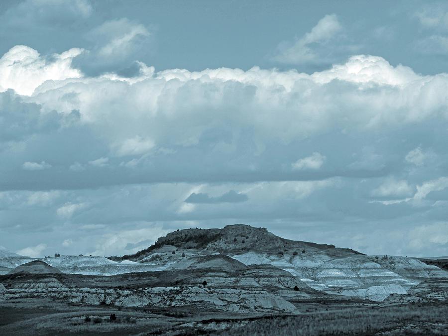 North Dakota Photograph - Sundance Of The Badlands by Cris Fulton