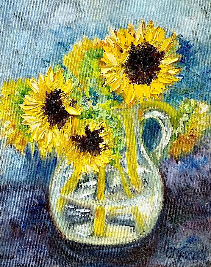 Sunday Sunflowers by Melissa Torres