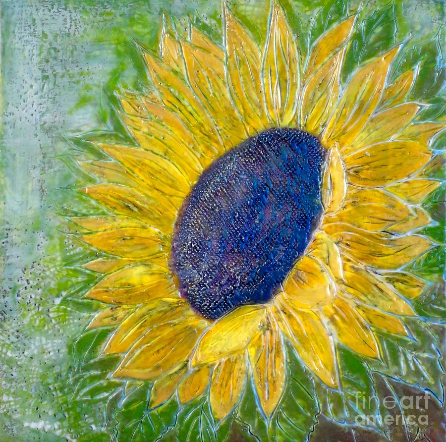 Sunflower Praises by Amy Stielstra