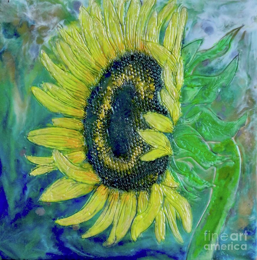 Sunflower Smiles by Amy Stielstra