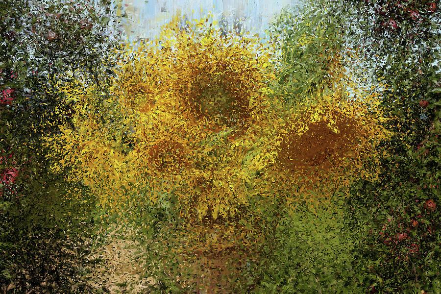 Sunflowers by Alex Mir