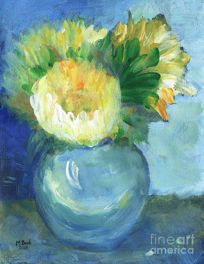 Sunflowers by Marlene Book