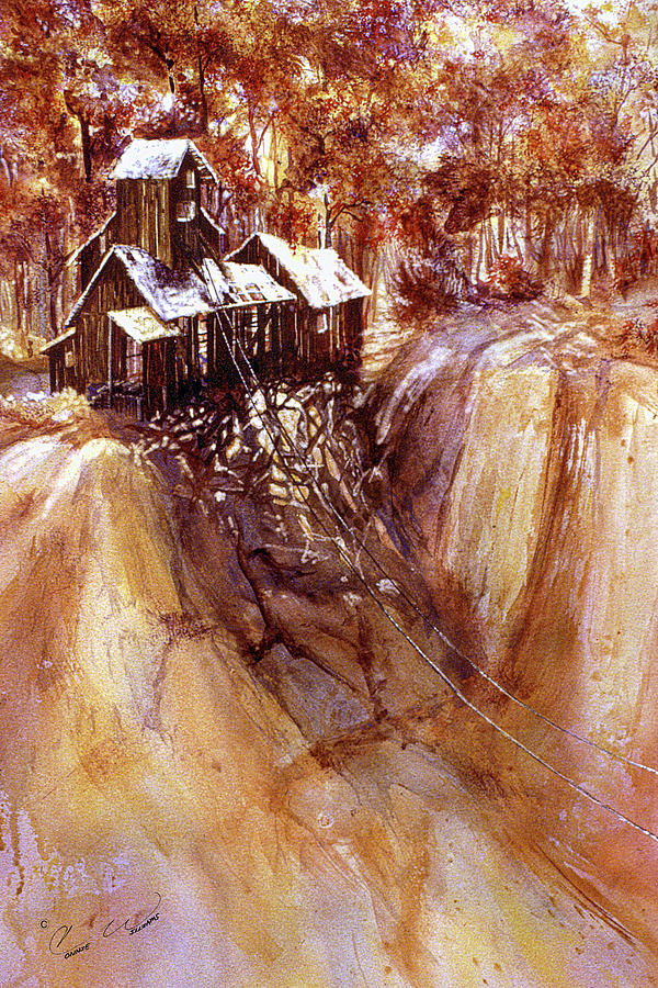 Sunlite Mine by Connie Williams