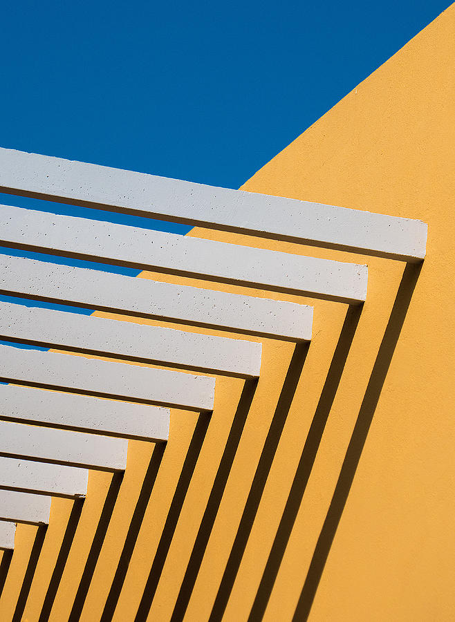 Abstract Photograph - Sunny Composition by Adolfo Urrutia