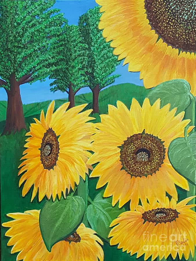 Sunny Sides Up by Elizabeth Dale Mauldin