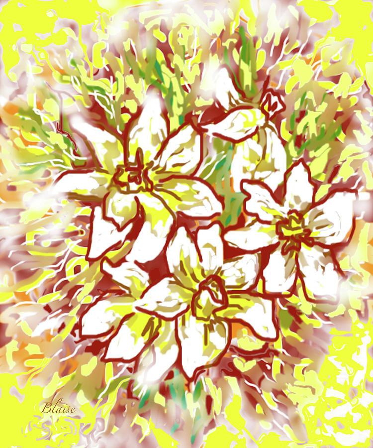 Sunny Spring Day by Yvonne Blasy