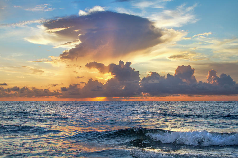 Sunrays into the Heavens by Debra and Dave Vanderlaan