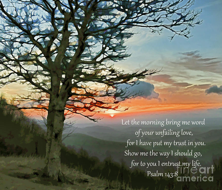 Sunrise and Psalm by Kerri Farley