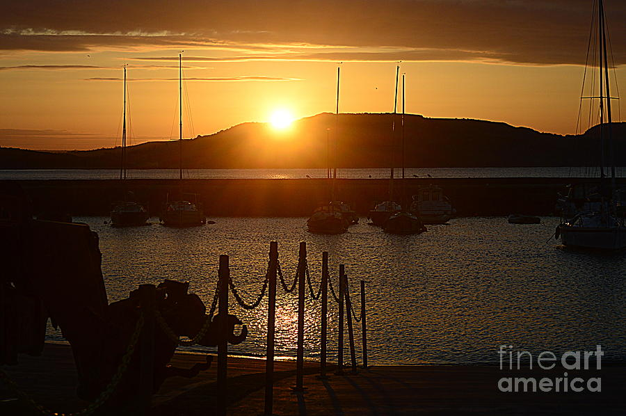Sun Photograph - Sunrise by Andy Thompson