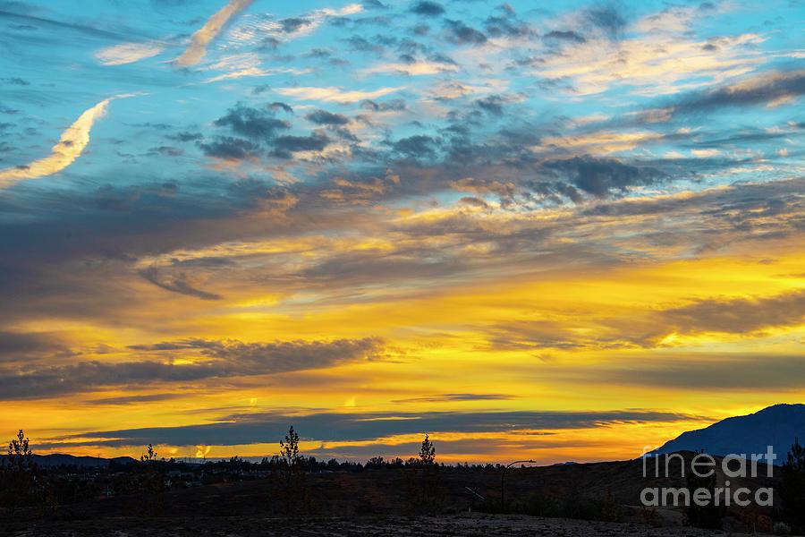 Sunrise At Beaumont Photograph by Mae Wertz