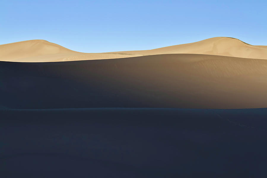 Sunrise At Great Sand Dunes Photograph