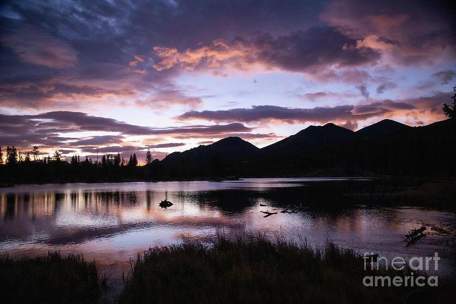 Sunrise at Sprague Lake by Lynn Sprowl