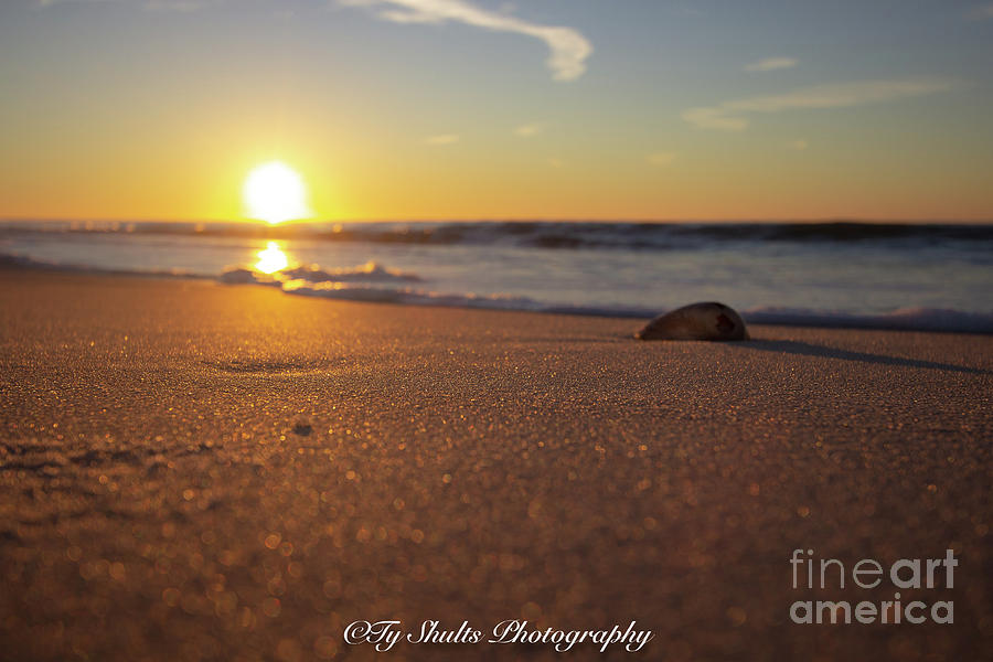 Sunrise at the Beach by Ty Shults
