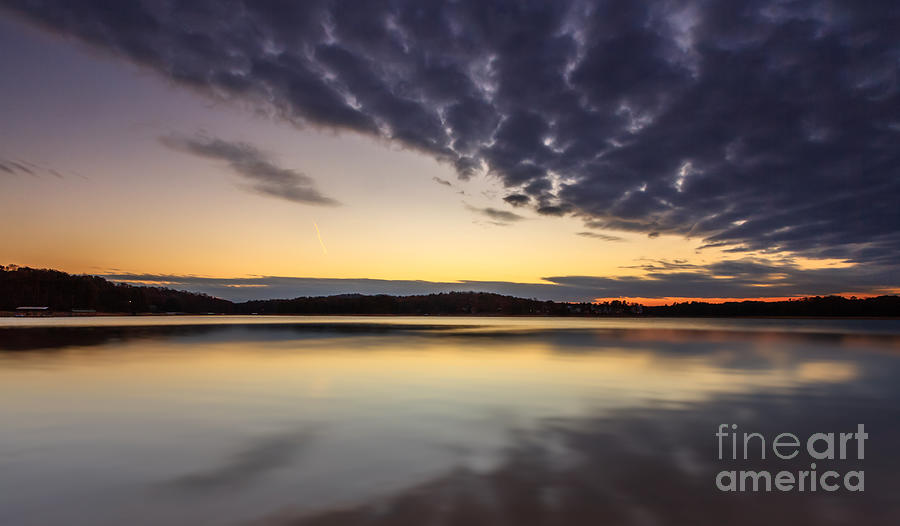 Sunrise by Bernd Laeschke