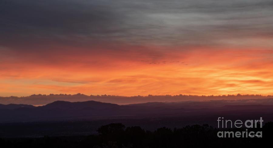 Sunrise June by Steven Natanson