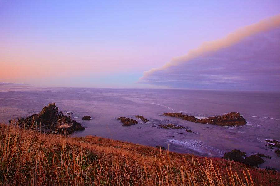 Sunrise Over Yaquina Head Photograph by Craig Tuttle / Design Pics