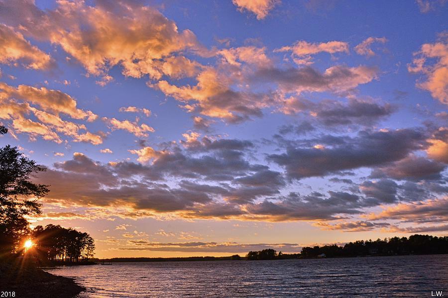 Sunrise Sky by Lisa Wooten