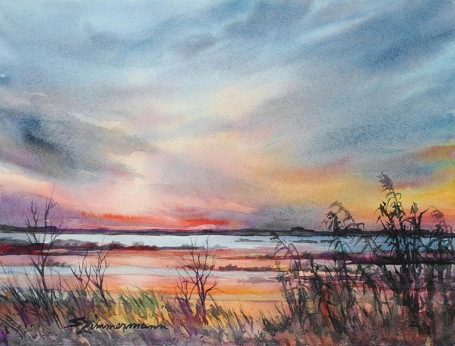 Sunrise by Sue Zimmermann