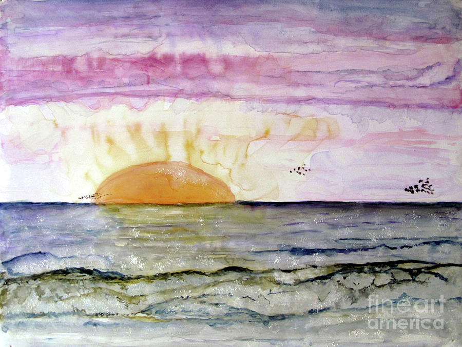 Sunrise Sunset by Sandy McIntire