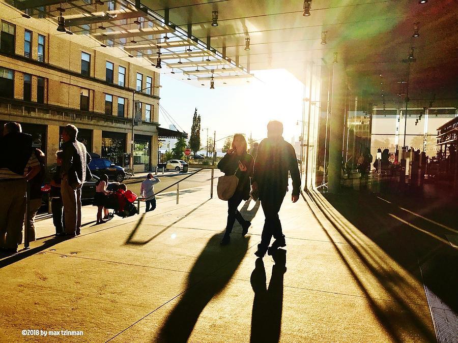 Sunset #2 by Maxim Tzinman