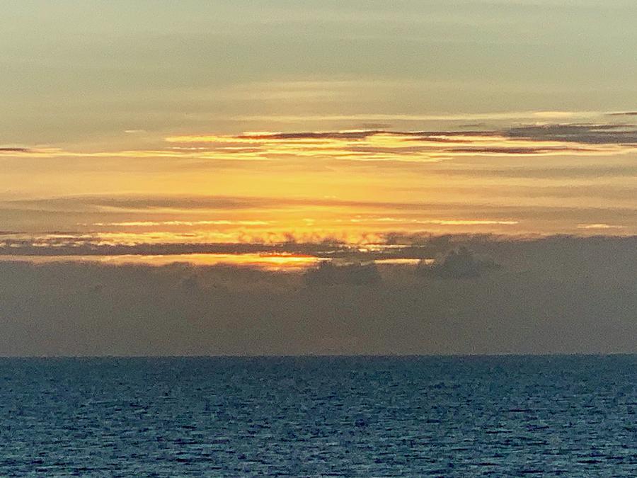 Sunset by ANTHONY FISHBURNE