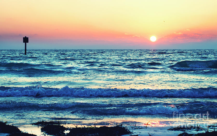 Sunset Beach. Photograph by Stephen Geisel