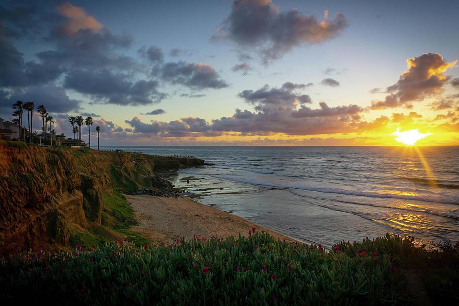 Sunset Cliffs Crescendo by Richard A Brown