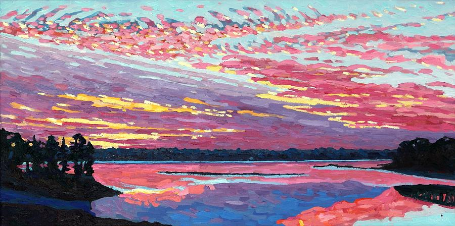 Sunset Concert in AC and CI by Phil Chadwick