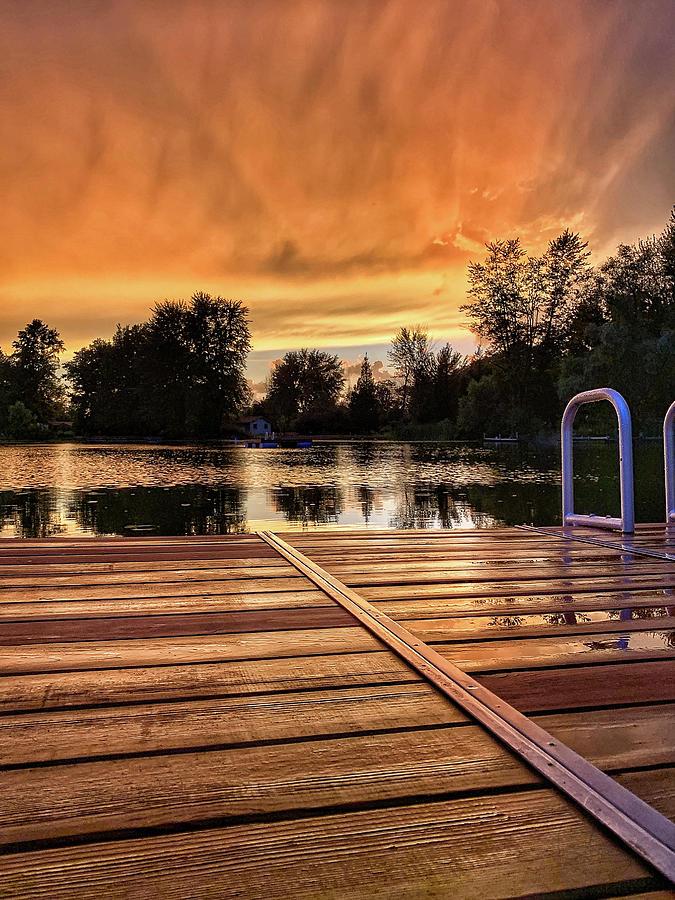 Sunset Embers by Jill Love Photo Art