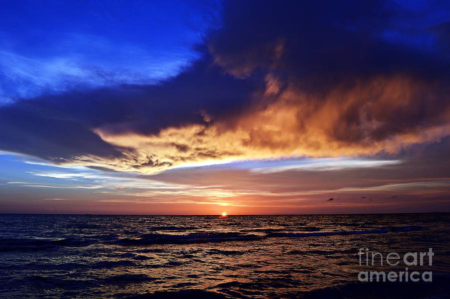 Sunset Florida by Thomas Schroeder