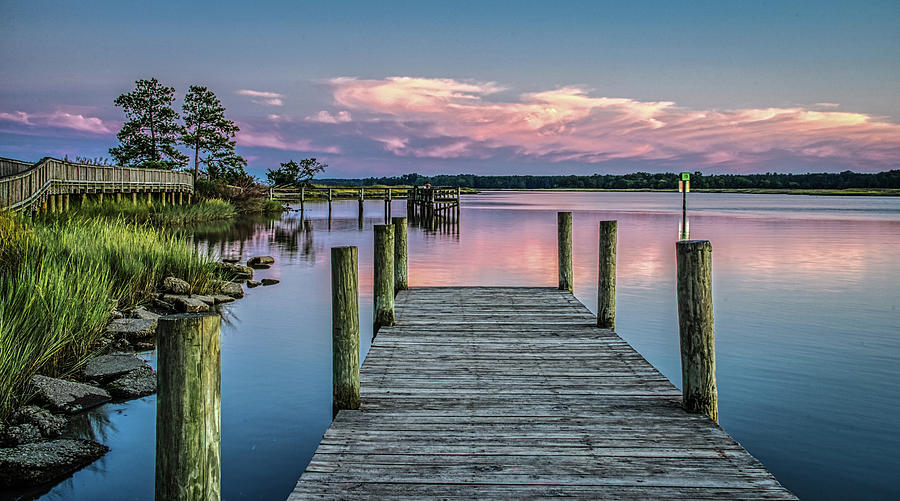 Sunset in Eastern Sky by Jerry Gammon
