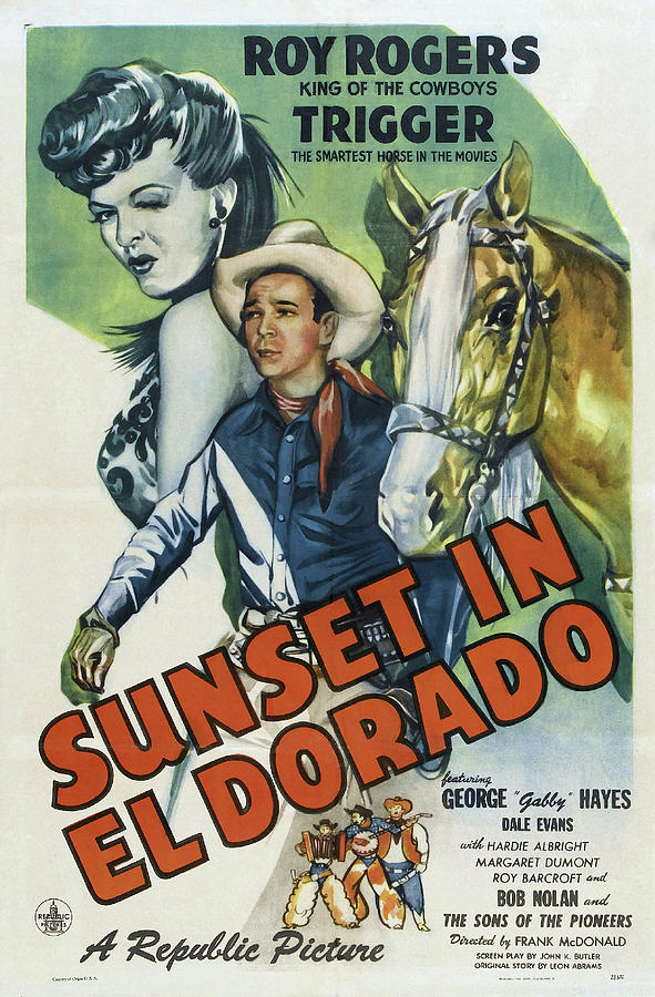Sunset in El Dorado by Republic Pictures