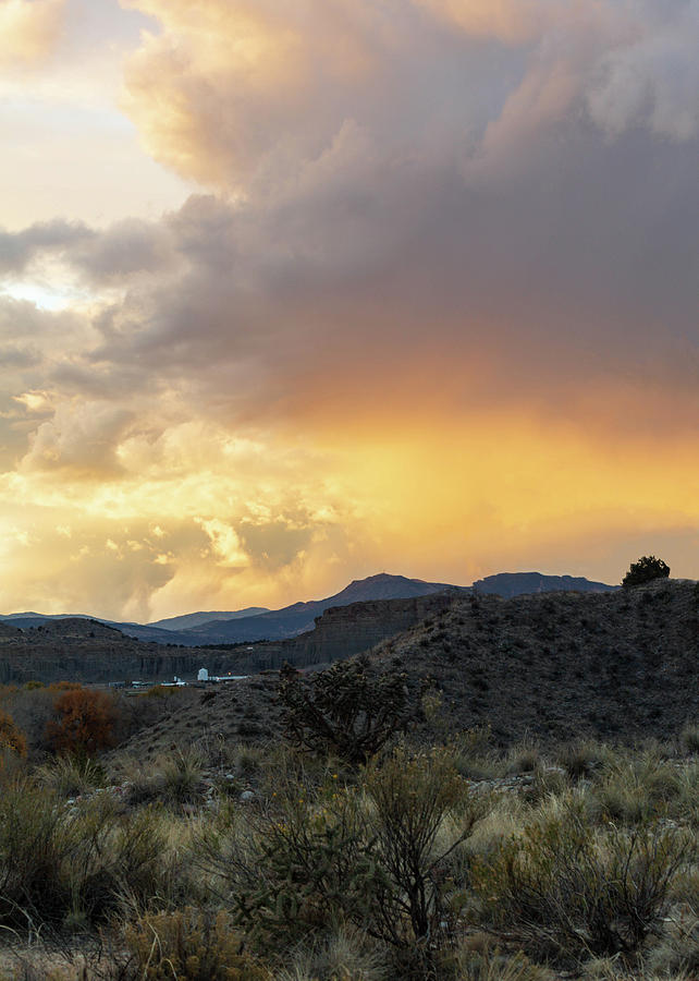 Sunset in the Colorado High Desert by Bryan Kilzer