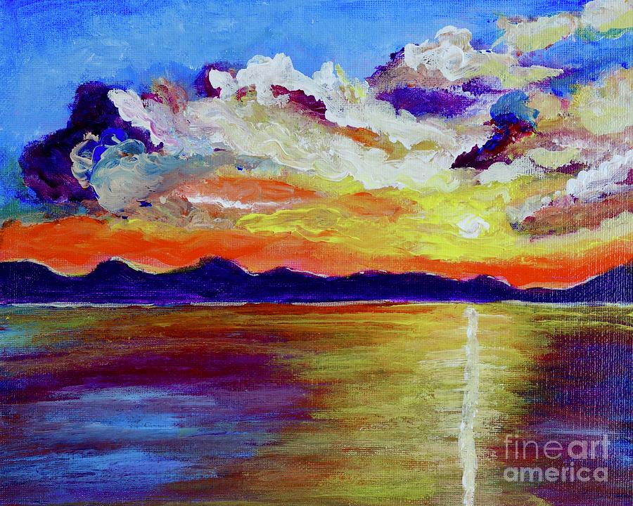 Sunset by Jacqueline Athmann