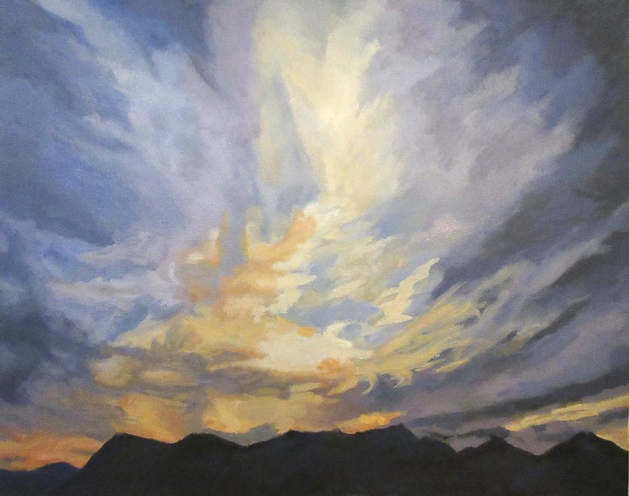 Mountain Sunset Photograph by Kayleen Arredondo