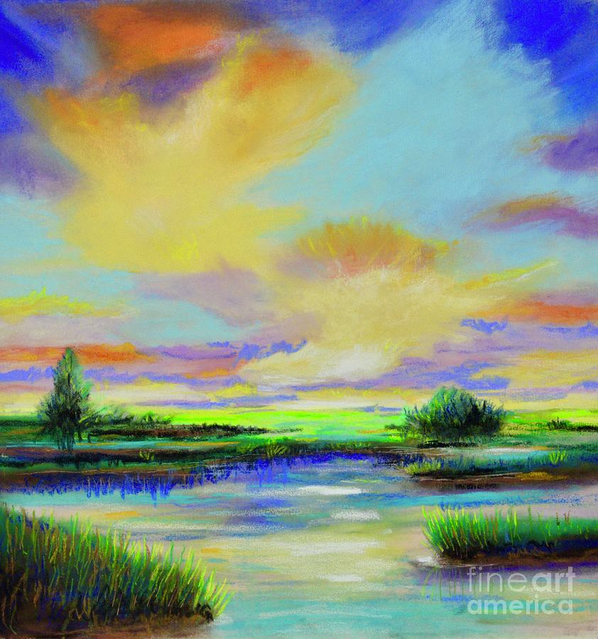 Sunset by Mary Scott