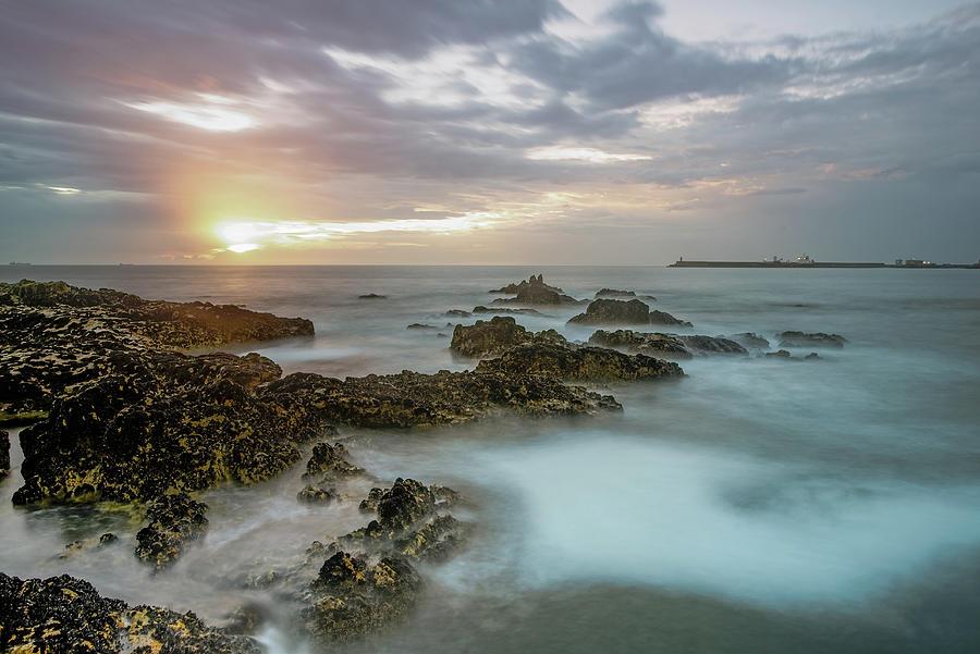 Sunset Matosinhos by Bruno Rosa